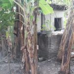 Common toilet at rural area of Bantul
