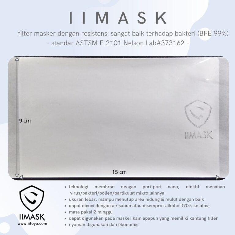 Filter IIMASK